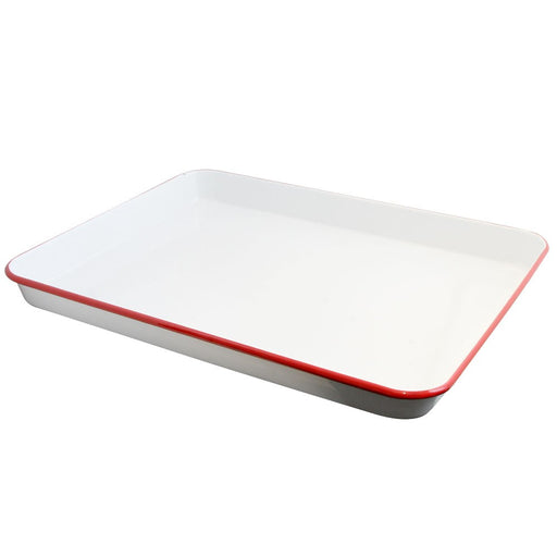Jelly Roll Enamel Pan