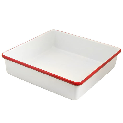 Enamel Brownie Pan