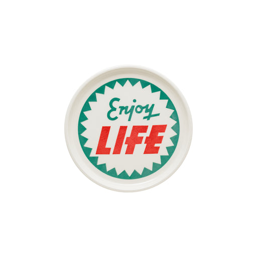 """Enjoy Life"" Mini Dish"