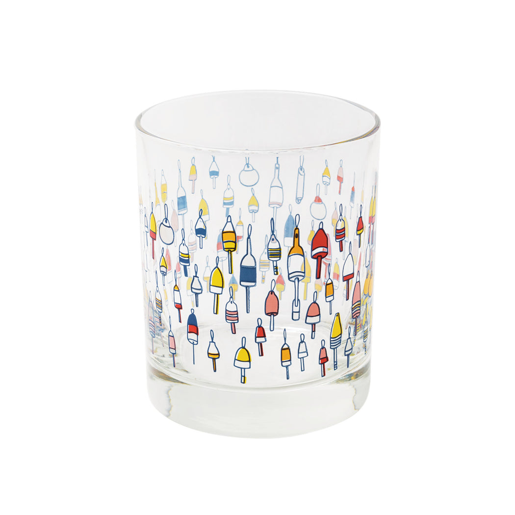 Buoys Double Old Fashioned Glass - Fishs Eddy