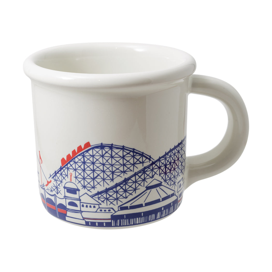 Boardwalk Mug - Fishs Eddy
