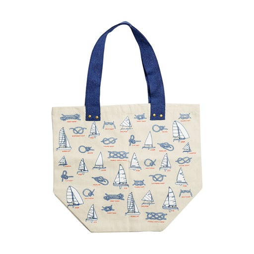 Knotical Tote Bag - Canvas