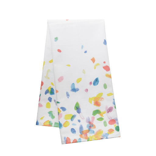 Brush Strokes Dish Towel