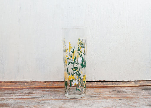Wildflowers Glass