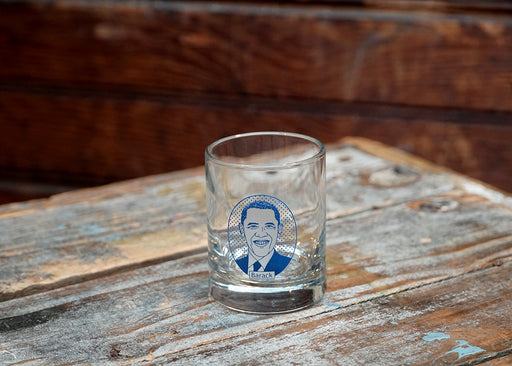 Barack Obama Shot Glass