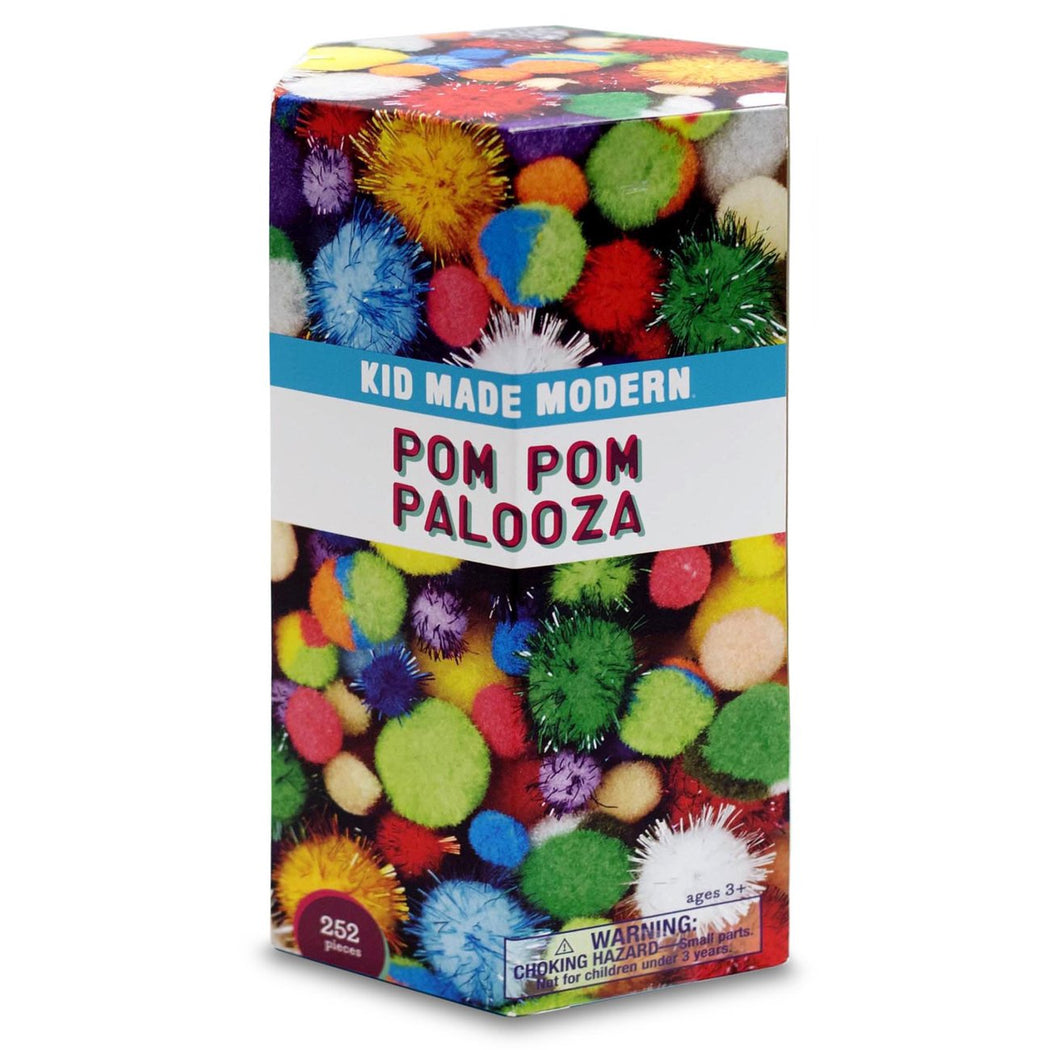 Kid Made Modern Pom Pom Palooza Kit - Fishs Eddy