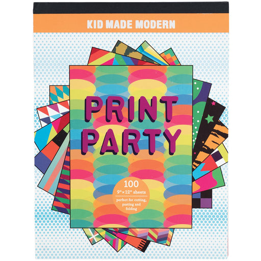 Kid Made Modern Print Party Paper Pad