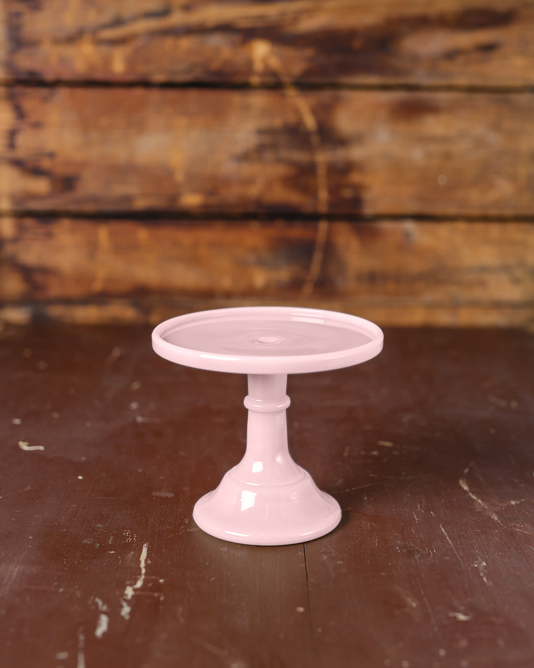 "Crown Tuscan Cake Stand (6"") - Fishs Eddy"