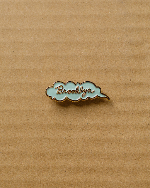 """Brooklyn"" Pin"