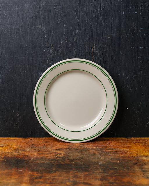 Green Band Side Plate