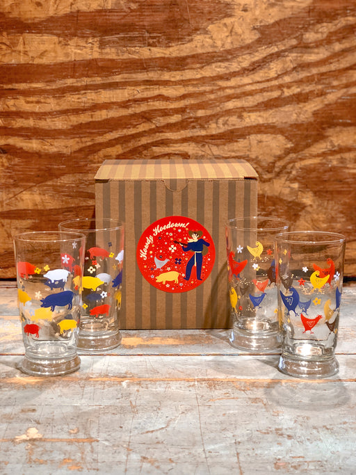 Howdy Hoedown Gift Box - Set of 4