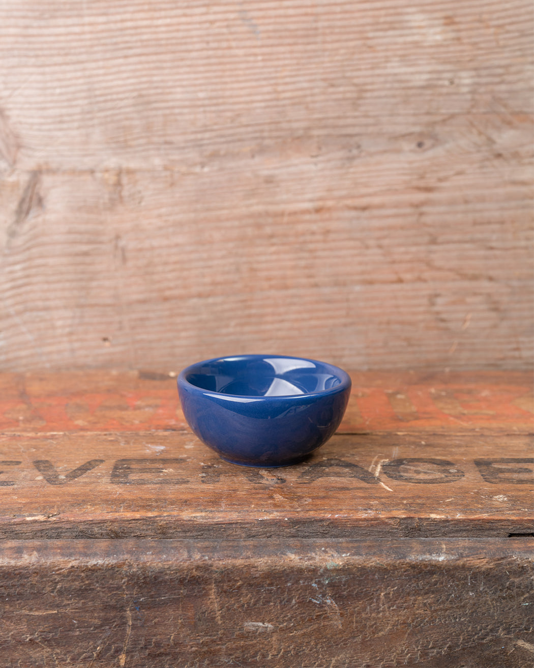 Nut Bowl - Navy - Fishs Eddy