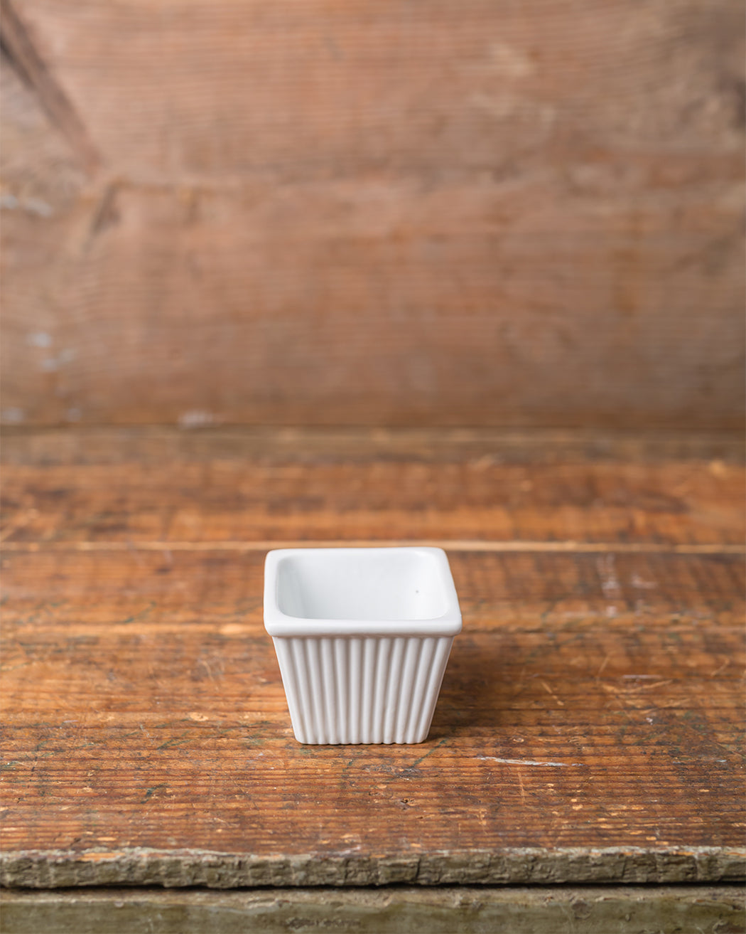 Square Ramekin (2 oz.) - Fishs Eddy
