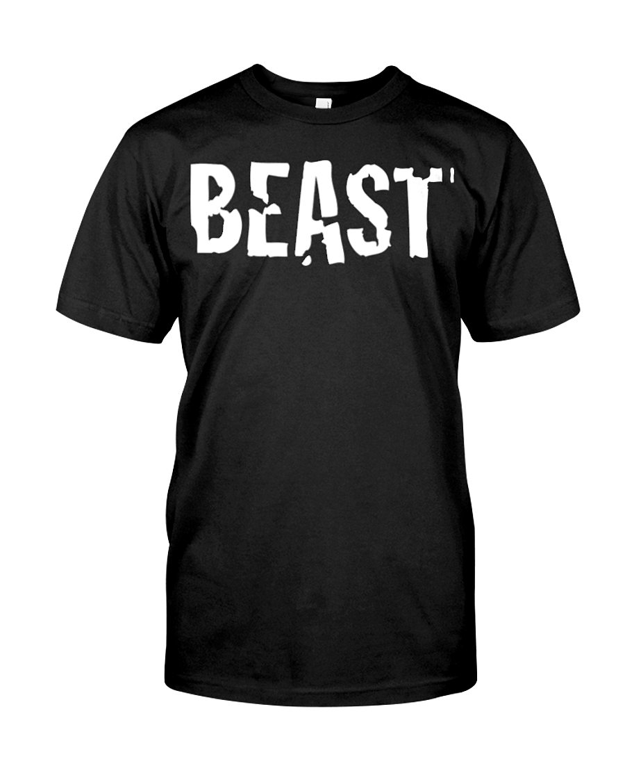 Men's shirtBeast men's workout shirt - Gym Devotion