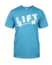 Lift men's workout shirt - Gym Devotion