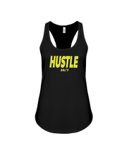 Hustle 24/7 woman's workout tank top - Gym Devotion