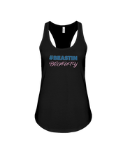 Women's tank topBeastin beauty woman's fitness shirt - Gym Devotion