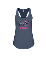 Woman's tank topGym time woman's workout tank top - Gym Devotion