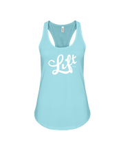 Woman's tank topLift everyday woman's fitness tank - Gym Devotion