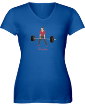 Woman's shirtLift everyday woman's fitness shirt - Gym Devotion