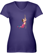 Woman's shirtJust U vs U Rope Climb Workout Shirt - Gym Devotion