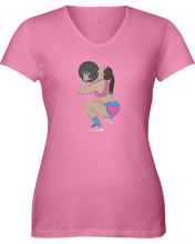 Woman's shirtJust U vs U Wallball Women's shirt - Gym Devotion