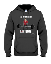 I'd Rather Be Lifting featuring Girl Deadlifting - Gym Devotion