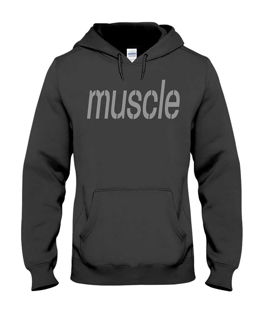 Muscle Hoodie - Gym Devotion