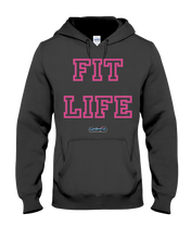 Fit Life Hoodie - Gym Devotion