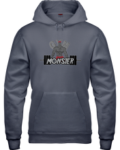 Gym monster Hoodie - Gym Devotion