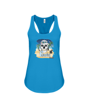 Lifting Paradise Women's Fitness Tank Top - Gym Devotion