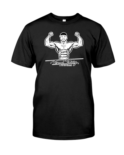 Lawrence Brown Personal Training Logo Tee Shirt - Gym Devotion