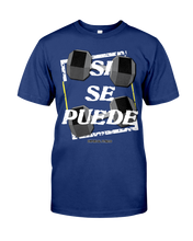 Si Se Puede  Fitness Tee Shirt - Gym Devotion
