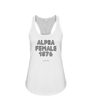 Alpha Female fitness tank top - Gym Devotion