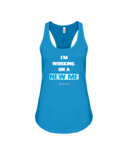 I'm working on a new me fitness tank top - Gym Devotion