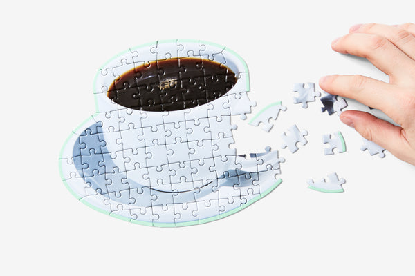 Little Puzzle Thing - Coffee