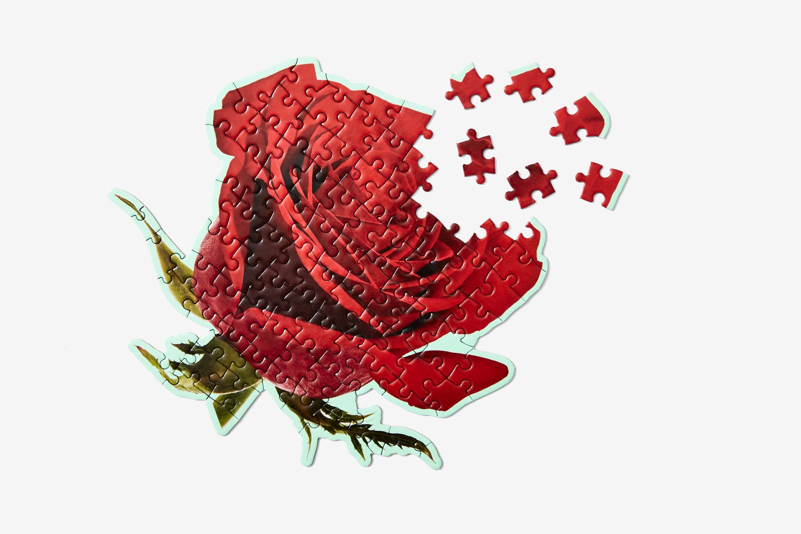 Little Puzzle Thing - Rose