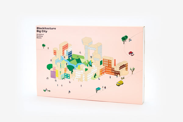 Blockitecture Big City Collector's Set