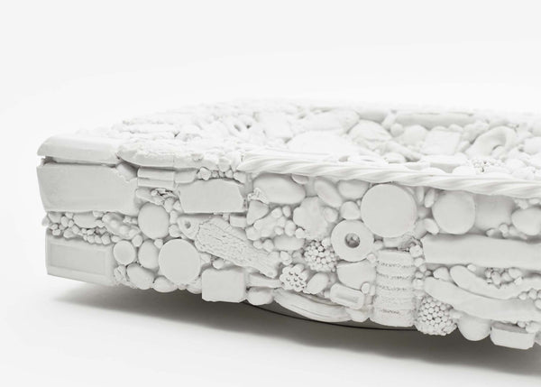 Candy Dish - White