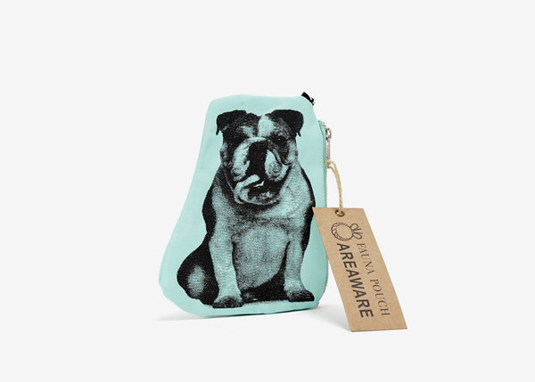 Fauna Pouch - English Bull Dog