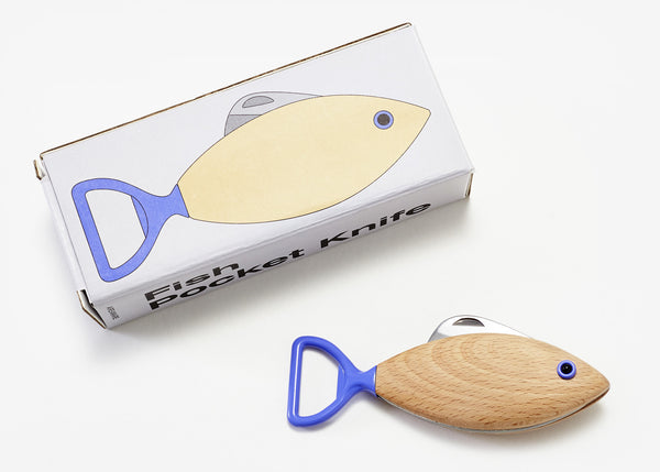 Fish Pocket Knife - Guppy
