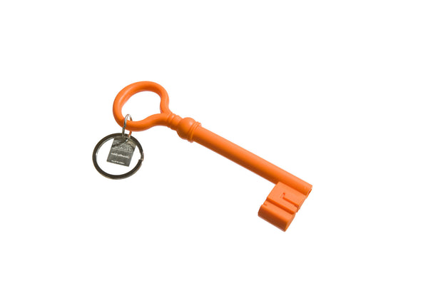 Reality Keychain Key - Orange