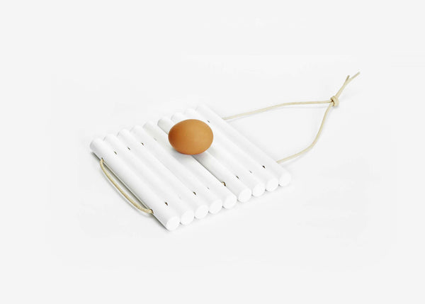 Little Big Trivet - White