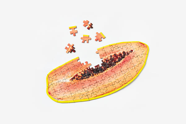 Little Puzzle Thing - Papaya