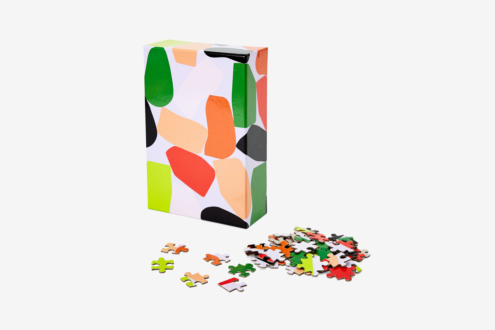 Pattern Puzzle Stack by Dusen Dusen