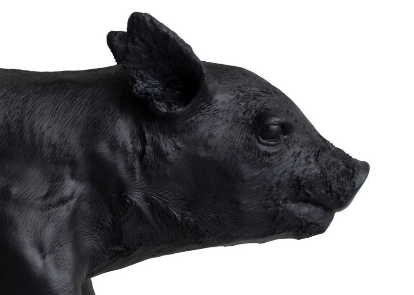 Reality Bank in the Form of a Pig - Black