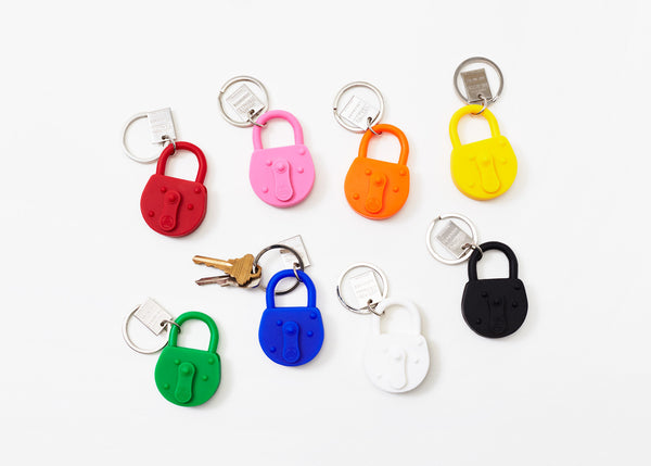 Reality Keychain Lock - Black