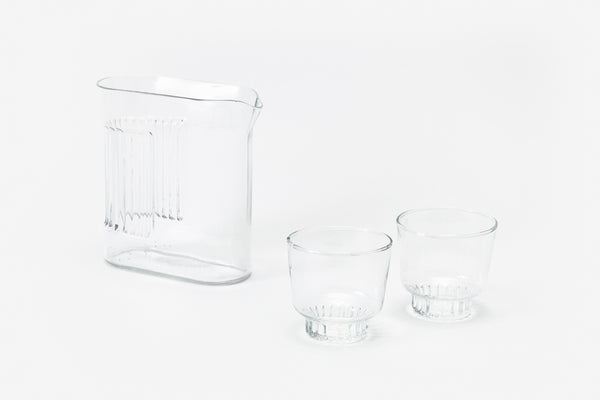 Ridge Kitchen - Small Pitcher Clear