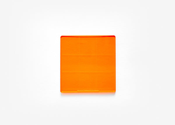 Rule of Thirds Finder - Orange