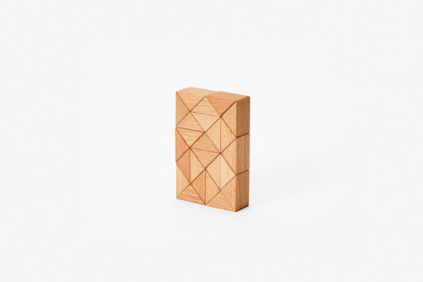 Snake Block™ - Small Natural